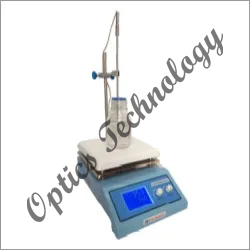 Magnetic Stirrer With Ceramic Hot Plate