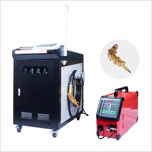 Handhelded Fiber Laser Welding Machine