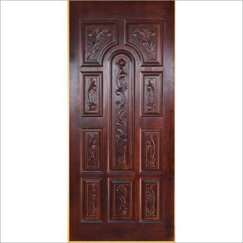 10 Panel Designer Wooden Door