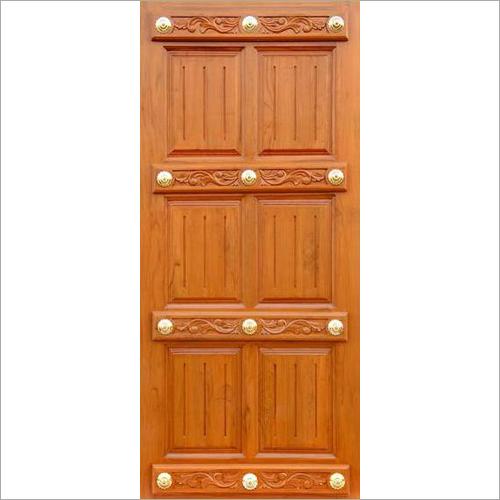 Wooden Multi Panel Door