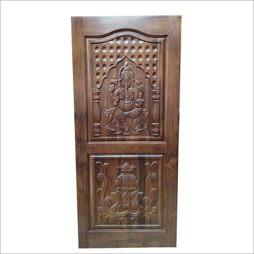 God Design Wooden Office Door