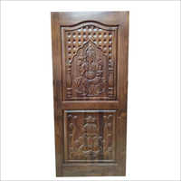 God Design Wooden Office Door