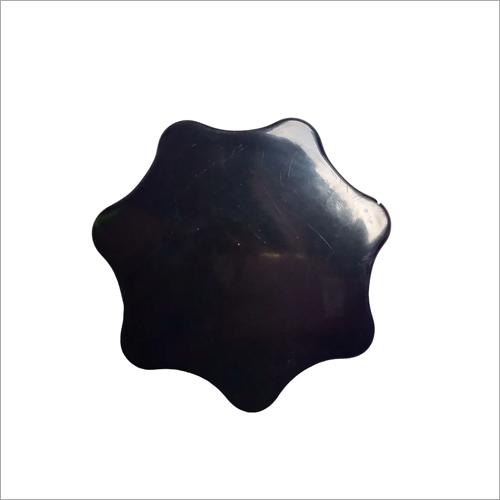 Black Bakelite Star Knob