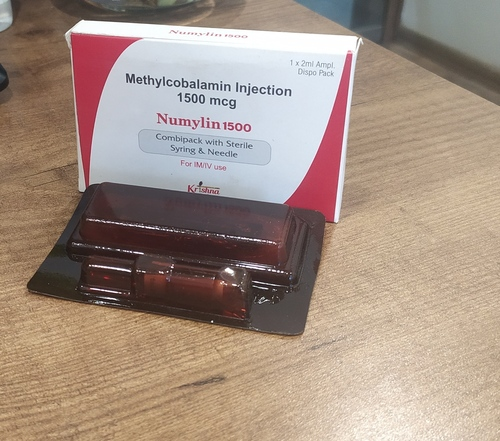 Methylcoblamin Injection 1500mcg