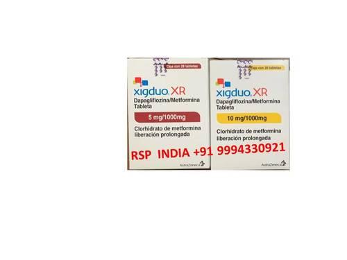 Xigduo Xr 5mg- 1000mg Tablets