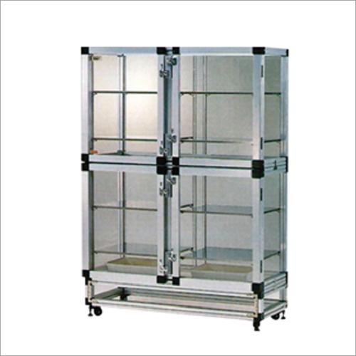 Aluminum Frame Desiccator Cabinet