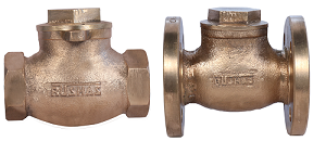 Bronze Check valves(NRV)