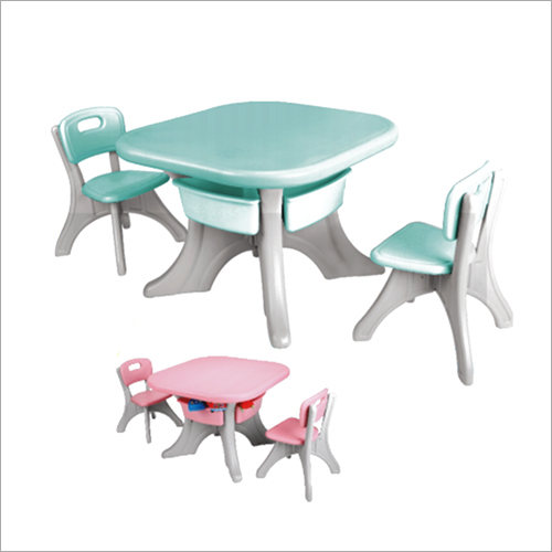 Baby Chair Table Set