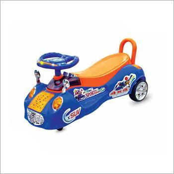 Ride On Swing Car