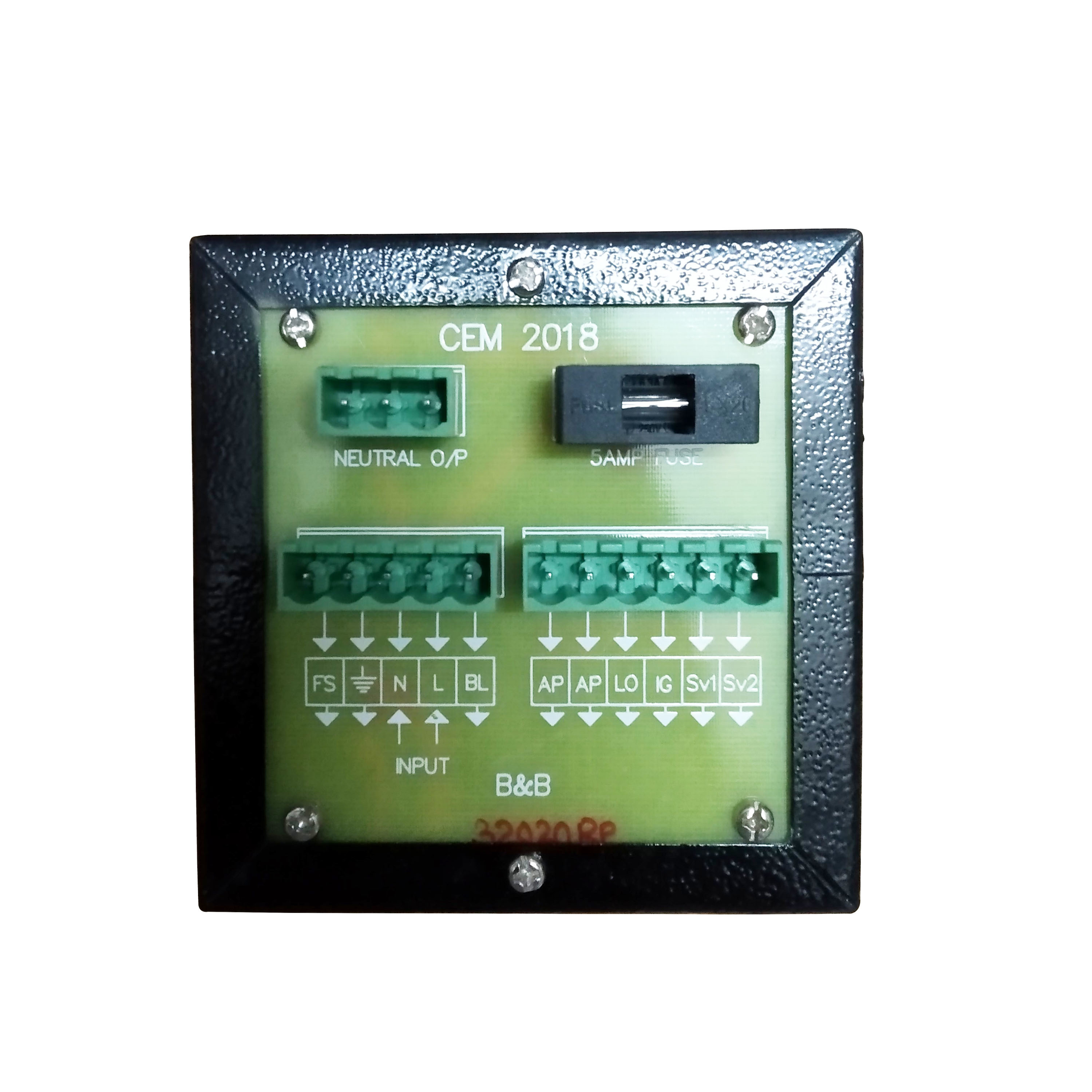 Fireon Burner Sequence Controller