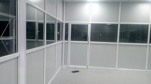 Aluminium Doors & Window Partition