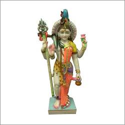 Ardhanarishvara Marble  Statue