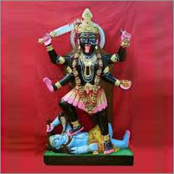 Kali Ma Marble Statue
