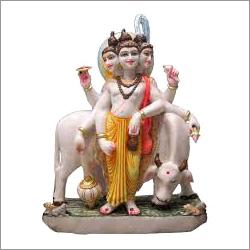 Lord Dattatrey Marbal Statue