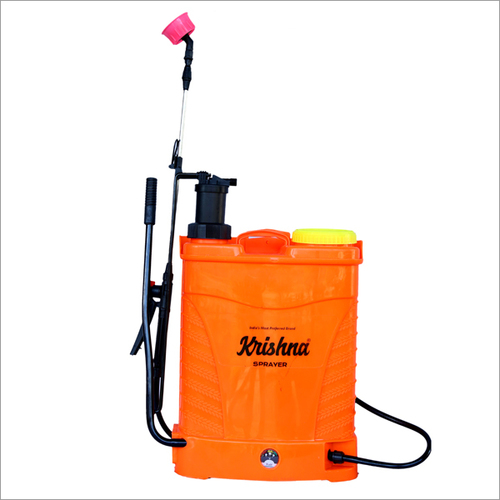 Krishna Battery Cum Hand Operated Sprayer
