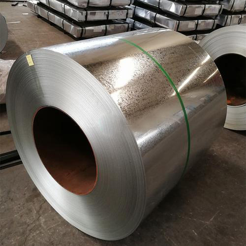 Galvanized Non Skinpass Steel