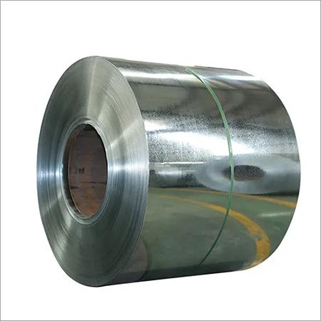 Galvanized Skin Pass Steel