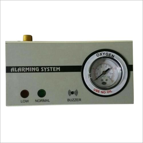 Single Line Area Alarm