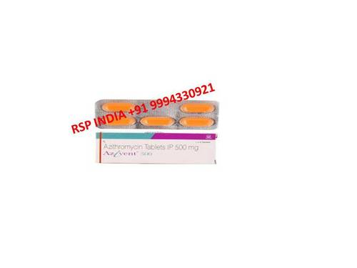 Azivent 500 Mg Tablets