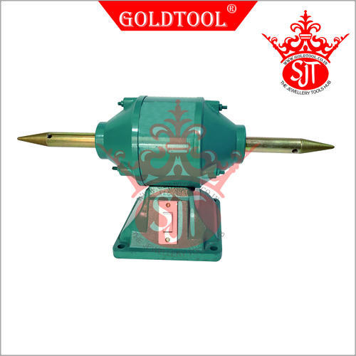 Gold Tool Polishing Motor Machine