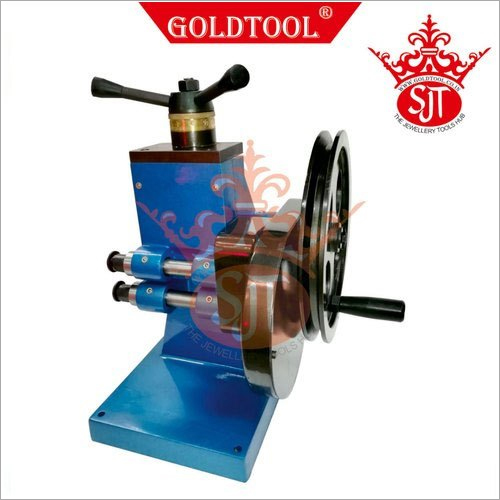 Gold Tool Premium Bangle And Ring Grooving Machine
