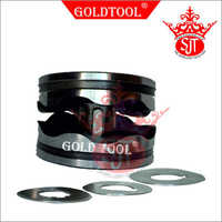 Gold Tool Bangle Pressing Dies