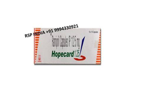 Hopecard 1.25 Mg Tablets