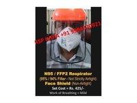 N95-ffp2 Respirator Face Shield