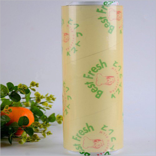 Printed PVC Cling Packaging Film