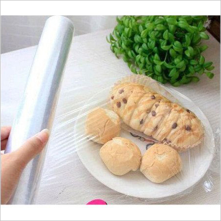 Cooked Food PVC Cling Film