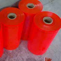 Florocent soft pvc