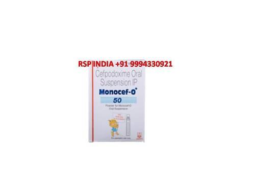Monocef O 50 Mg Suspension