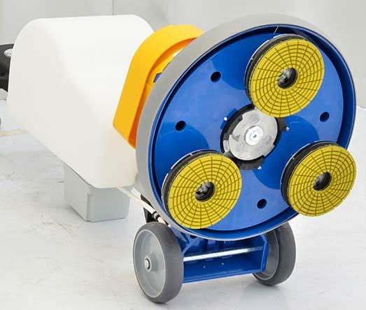 Klindex Floor Polishing Machine