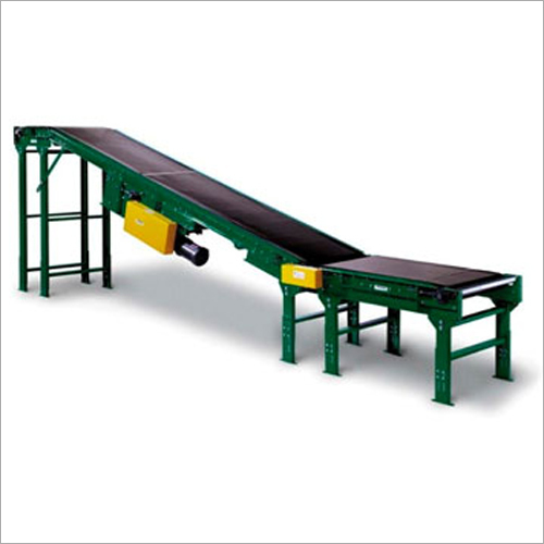Industrial Inclined Conveyor