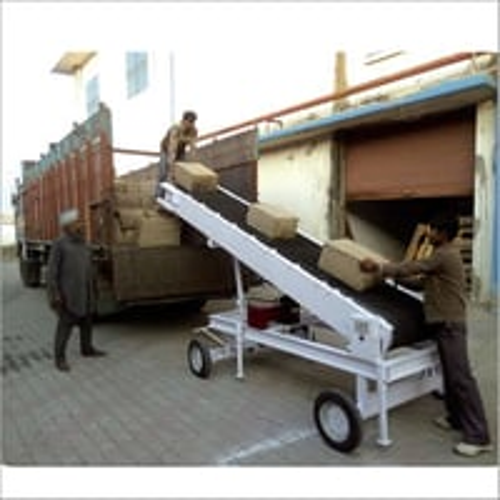 Industrial Truck Loader