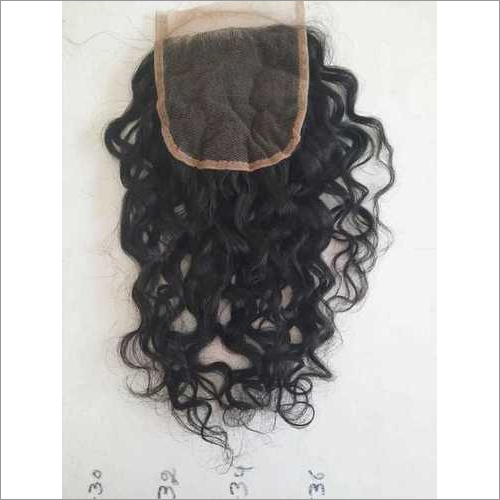 HD Curly Lace Closure