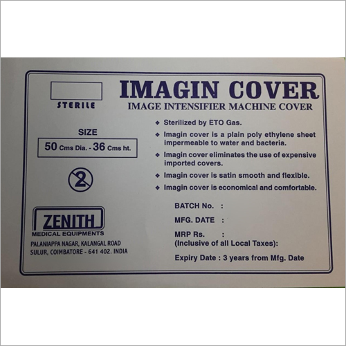 Image Intensifier Machine Cover