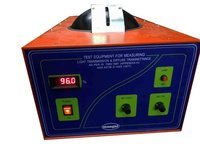 LIGHT TRANSMISSION  & DIFFUSE TRANSMITTANCE TESTER