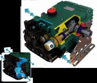 Wagon Washer - 6 Piston
