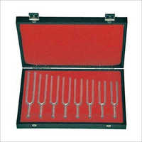 8 Pieces Medical Tuning Fork
