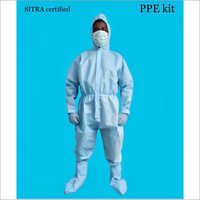 Dispoable Coverall suit Export AAMI Isolation gown