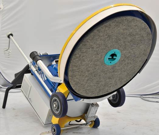 Klindex High Speed Floor Burnishers 10HP