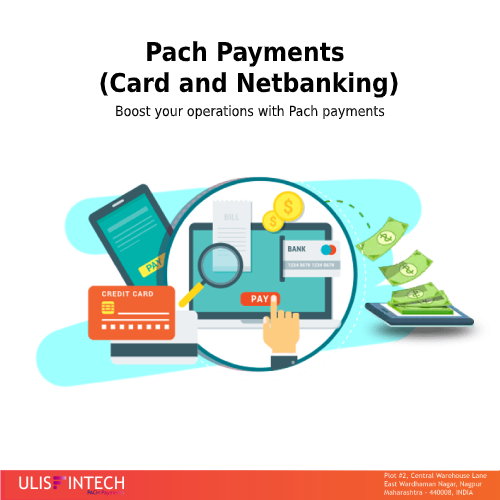 Pach Payments (Card and Netbanking)