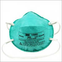 3M 1860  Disposable Respirator With Elastic Ear Loop