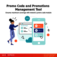 Promo Code And Promotions Management Tool