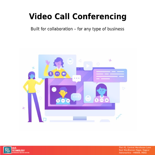 Video Call Conferrencing