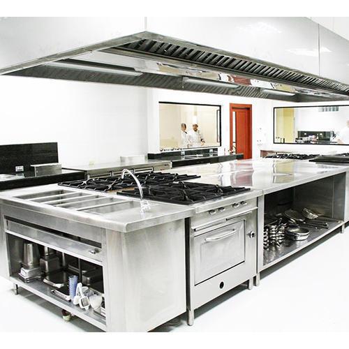Hotel Kitchen Designing Services