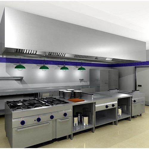 Restaurant Kitchen Designing Services