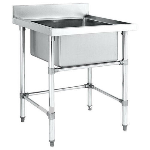 Stainless Steel Single Sink