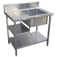 Sainless Steel Sink Table